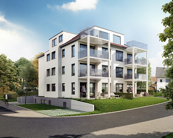 Neubau in Göppingen